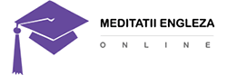 Meditatii Engleza Online